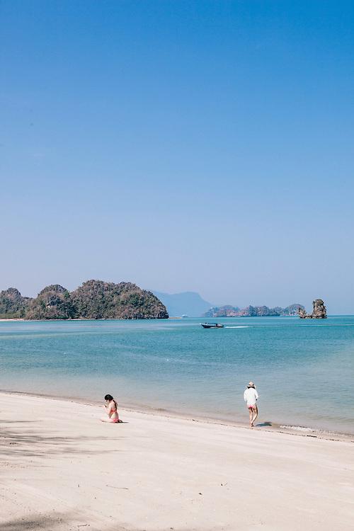 Tnanjung Rhu beach, Langkawi