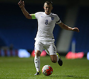 James Ward-Prowse (Southampton), England U21 during the UEFA European Championship Under 21 2017 Qualifier match between England and Switzerland at the American Express Community Stadium, Brighton and Hove, England on 16 November 2015.