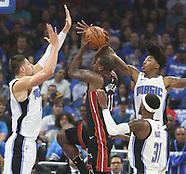Orlando Magic v Miami Heat, 19 Oct 2017