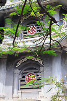 Xa Loi Tower on Thuy Son Mountain near Da Nang, Vietnam