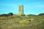 Fort Saumarez. German second world war fortifcation, Guernsey, Channel Islands, UK