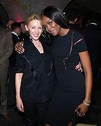NEW YORK - DECEMBER 8:  Kylie Minogue and Naomi Campbell attend an exclusive screening of the new FOX show 'Empire' at the Bryant Park Hotel on December 8, 2014 in New York City. (Photo by Ben Hider/PictureGroup)