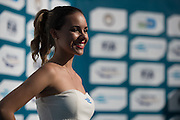March 14, 2015 - FIA Formula E Miami EPrix: Grid Girl