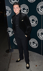 British actor, singer, dancer and Dancing On Ice Champion Ray Quinn hosts a VIP launch for his new EP 'Old Soul Young Blood at Grosvenor Barracuda Casino, 1 Baker Street, London on Tuesday 28th October 2014