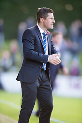 Raith Rovers Player-Coach Grant Murray. <br /> Linlithgow Rose 0 v 2 Raith Rovers, William Hill Scottish Cup Third Round game player today at Prestonfield.