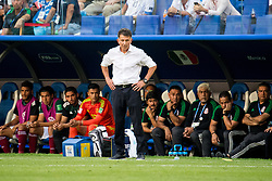 July 2, 2018 - Samara, Russia - 180702 Head coach Juan Carlos Osorio of Mexico during the FIFA World Cup round of 16 match between Brazil and Mexico on July 2, 2018 in Samara..Photo: Petter Arvidson / BILDBYRÃ…N / kod PA / 92081 (Credit Image: © Petter Arvidson/Bildbyran via ZUMA Press)