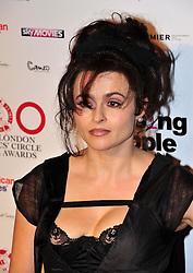 The London Critics' Circle Film Awards.  Helena Bonham Carter, The May Fair Hotel, London, United Kingdom, January 20, 2013. Photo by Nils Jorgensen / i-Images.