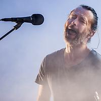Radiohead Tijdens Best Kept Secret Festival 2017, Hilvarenbeek