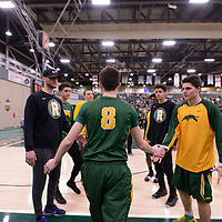 Men's Basketball home game on January 6 at Centre for Kinesiology, Health and Sport. Credit: Arthur Ward/Arthur Images