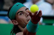 Rome, Italy 09/05/2007 - Tennis - Italian ATP Masters Series - Internazionali d'Italia. Rafael Nadal (ESP)
