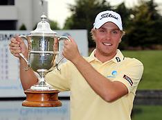 Christchurch-Golf, New Zealand Open, November 25