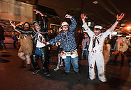 Zombie Village People - Silver Spring Zombie Lurch 2013