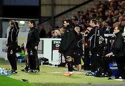 - Photo mandatory by-line: Neil Brookman/JMP - Mobile: 07966 386802 - 22/11/2014 - Sport - Football - Chester - Deva Stadium - Chester v Bristol Rovers - Vanarama Football Conference