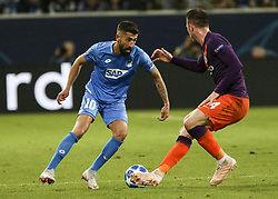 October 2, 2018 - France - Kerem Kaderabek 10 (Credit Image: © Panoramic via ZUMA Press)