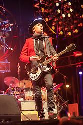 Beck performs at The Treasure Island Music Festival - San Francisco, CA - 10/20/13