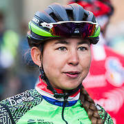 NLD/Amersfoort/20180929 - Bn-er fietsen de Zuiderzee Klassieker 2018, Anouska Koster