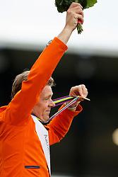 Dubbeldam Jeroen, (NED), SFN Zenith NOP<br /> Gold medal winner<br /> Individual Final Competition<br /> FEI European Championships - Aachen 2015<br /> © Hippo Foto - Dirk Caremans<br /> 23/08/15
