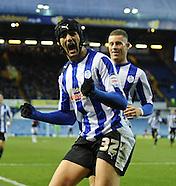 Sheffield Wednesday v Peterborough United 031112