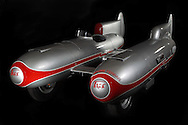 """1951 Piero Taruffi """"Italcorsa/Tarf II"""" Speed-Record Car"""