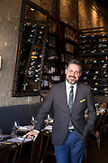 Helen Greek Food & Wine Sommlier Evan Turner / Texas Monthly