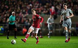 Josh Brownhill of Bristol City  - Mandatory by-line: Joe Meredith/JMP - 20/12/2017 - FOOTBALL - Ashton Gate Stadium - Bristol, England - Bristol City v Manchester United - Carabao Cup Quarter Final