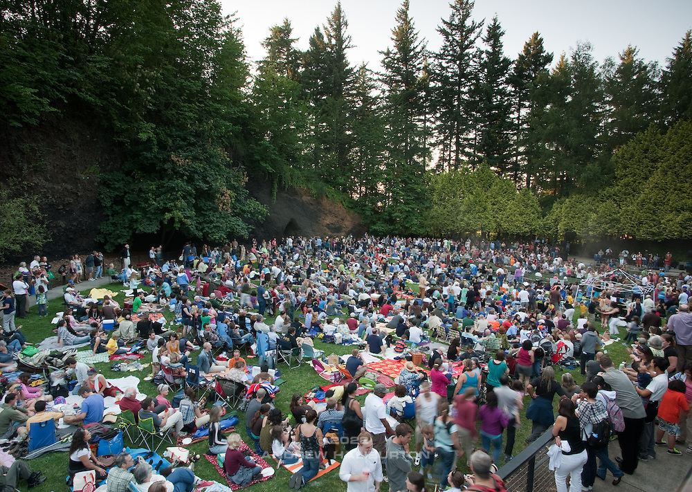 Mount Tabor Park Summer Concert Series (20 July 2010)