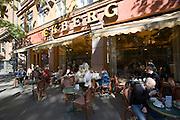 Café Ekberg, Bulevardi.