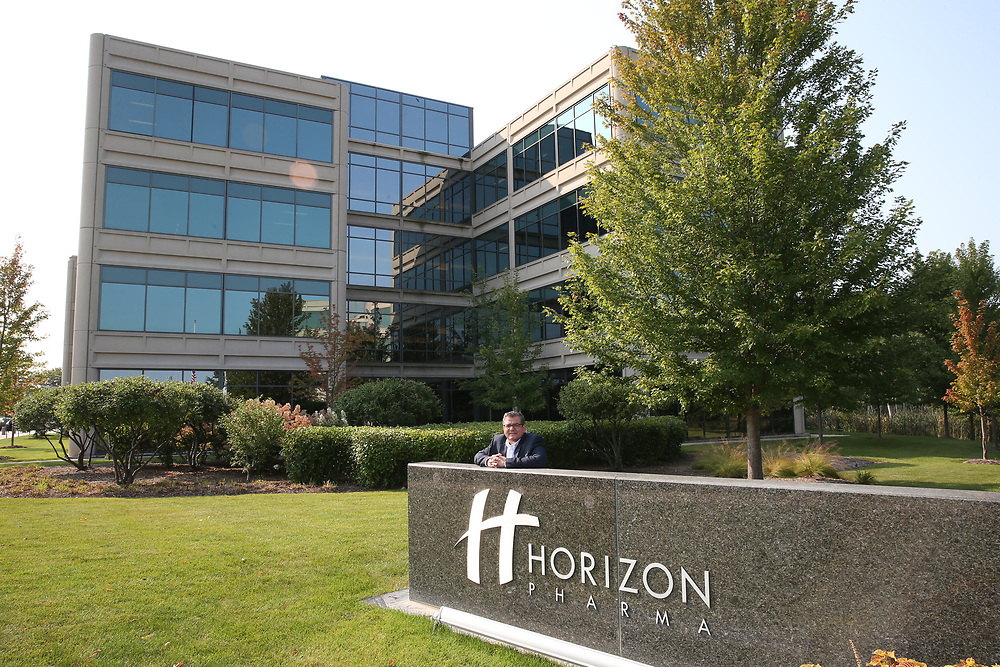 9-11-2017 Horizon Pharma, Lake Forest, IL