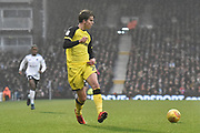 Burton Albion midfielder Martin Samuelsen (20) during the EFL Sky Bet Championship match between Fulham and Burton Albion at Craven Cottage, London, England on 20 January 2018. Photo by Richard Holmes.