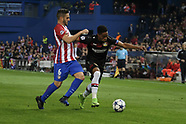 Atletico de Madrid v Bayer Leverkusen 16 mar 2017