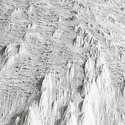 Herbertson Glacier detail