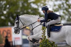 Van Hollebeke Julie, BEL, Gigolo<br /> Belgisch Kampioenschap Jeugd Azelhof - Lier 2020<br /> © Hippo Foto - Dirk Caremans<br /> 02/08/2020