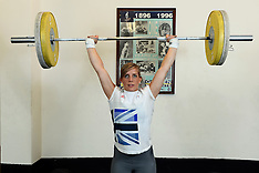 OCT 16 2013 Weightlifter Emily Godley