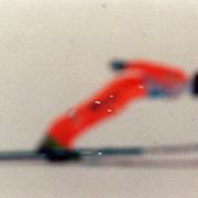Ski Jumping, Winter Olympics, Nagano, Japan.