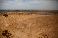 ITUMBIARA, BRAZIL - OCTOBER 16:<br /> Bagasse is waste from the sugarcane stalks used to power Cargill's facility near the city of Itumbiara, in Goias state, Brazil, on Wednesday, Oct. 16, 2013. Since the US recently passed a number of regulations and standards for cars and dropped tariffs that were in place for decades against Brazilian sugar, Brazilian ethanol is now flowing to the U.S., and the ethanol industry in the country is consolidating and ramping up for a new era.