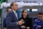 DESCRIZIONE : Beko Legabasket Serie A 2015- 2016 Dinamo Banco di Sardegna Sassari - Enel Brindisi<br /> GIOCATORE : Manuel Mazzoni<br /> CATEGORIA : Ritratto Before Pregame Arbitro Referee<br /> SQUADRA : AIAP<br /> EVENTO : Beko Legabasket Serie A 2015-2016<br /> GARA : Dinamo Banco di Sardegna Sassari - Enel Brindisi<br /> DATA : 18/10/2015<br /> SPORT : Pallacanestro <br /> AUTORE : Agenzia Ciamillo-Castoria/L.Canu