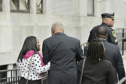 June 5, 2017 - Norristown, Pennsyvlania, United States - Bill Cosby arrives at the Montgomery County Courthouse for the start day of the sexual assault trail in Norristown, Pennsylvania, on June 5, 2017. (Credit Image: © Bastiaan Slabbers/NurPhoto via ZUMA Press)