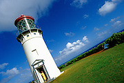 Image of the Kilauea Lighthouse NWR, Kauai, Hawaii, Hawaiian Islands, America West