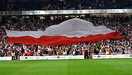 DUBLIN 19/11/2008.INTERNATIONAL FRIENDLY.MATCH REPUBLIC OF IRELAND v POLAND.NA ZDJ. POLSCY KIBICE NA STADIONIE CROKE PARK ..FOT. PIOTR HAWALEJ / WROFOTO