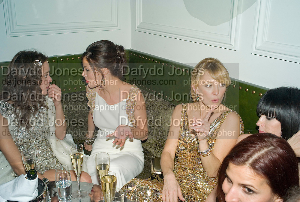 Weinstein Bafta after-party in association with Chopard. Bungalow 8. London. 10  February 2008.  *** Local Caption *** -DO NOT ARCHIVE-© Copyright Photograph by Dafydd Jones. 248 Clapham Rd. London SW9 0PZ. Tel 0207 820 0771. www.dafjones.com.