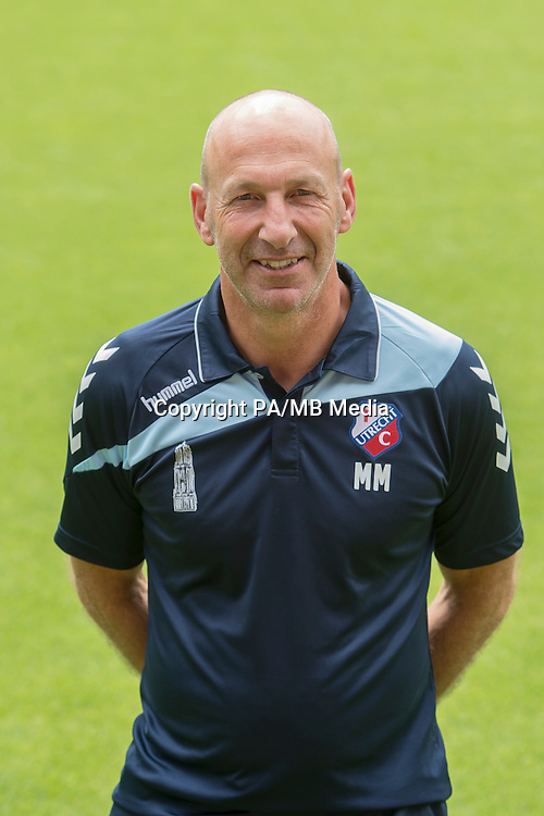 teammanager Marcel Mul