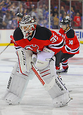 September 16, 2013: New York Rangers at New Jersey Devils