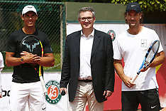 French Open - 25 May 2018