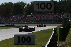 September 3, 2017 - Monza, Italy - Motorsports: FIA Formula One World Championship 2017, Grand Prix of Italy, .#26 Daniil Kvyat (RUS, Red Bull Racing) (Credit Image: © Hoch Zwei via ZUMA Wire)