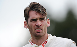 Sussex's Chris Liddle - Photo mandatory by-line: Harry Trump/JMP - Mobile: 07966 386802 - 08/07/15 - SPORT - CRICKET - LVCC - County Championship Division One - Somerset v Sussex- Day Four - The County Ground, Taunton, England.