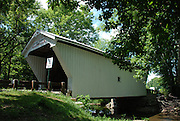 Warnke Covered Bridge, Built 1895