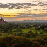 Bagan Morning 1
