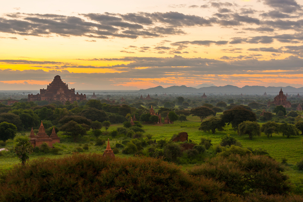 Bagan Morning 1