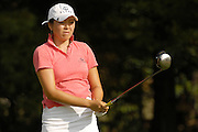 Mi Jung Hur during the second day of match play at the U.S. Women's Amateur at Crooked Stick Golf Club on Aug. 9, 2007 in Carmel, Ind.    ...©2007 Scott A. Miller