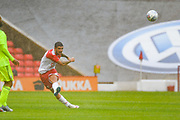 Barnsley Alex Mowatt (27) passes the ball during the Pre-Season Friendly match between Barnsley and Sheffield United at Oakwell, Barnsley, England on 27 July 2019.